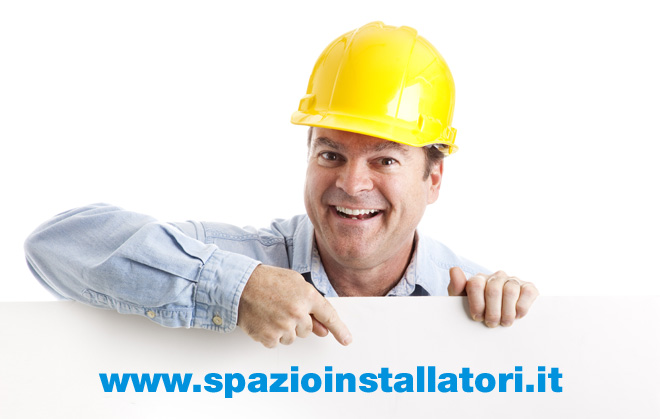 Nasce www.spazioinstallatori.it