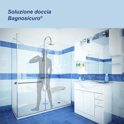 Soluzione doccia Ponte Giulio Bagnosicuro
