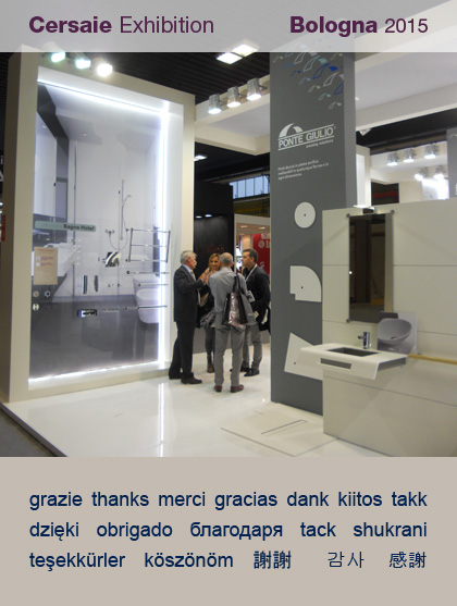 Cersaie 2015 - Thanks