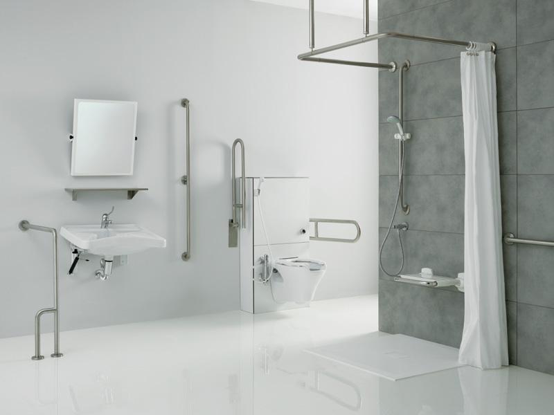L\'offerta Ponte Giulio per bagno sicuro, bagno hotel, bagno su ...