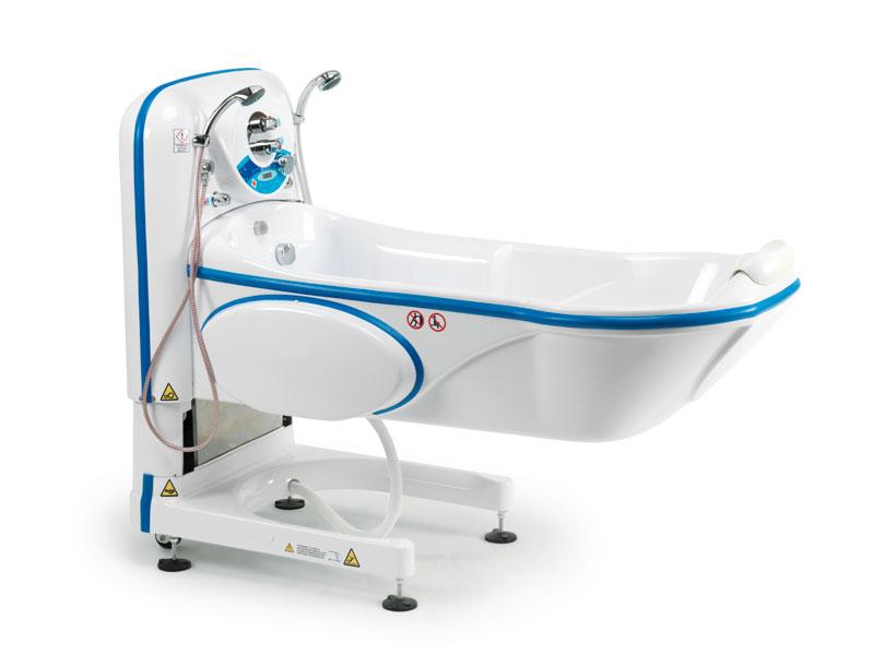 Vasche doccia sollevabili