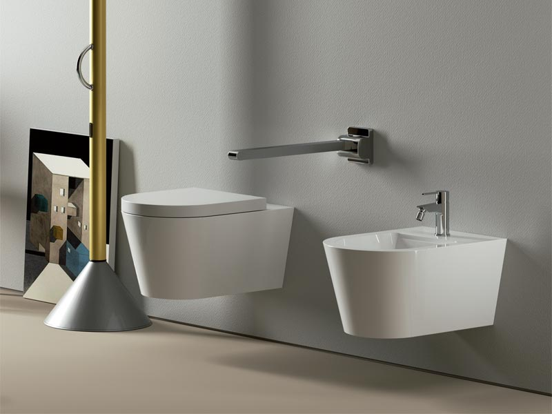 Wc pans, bidets and urinals