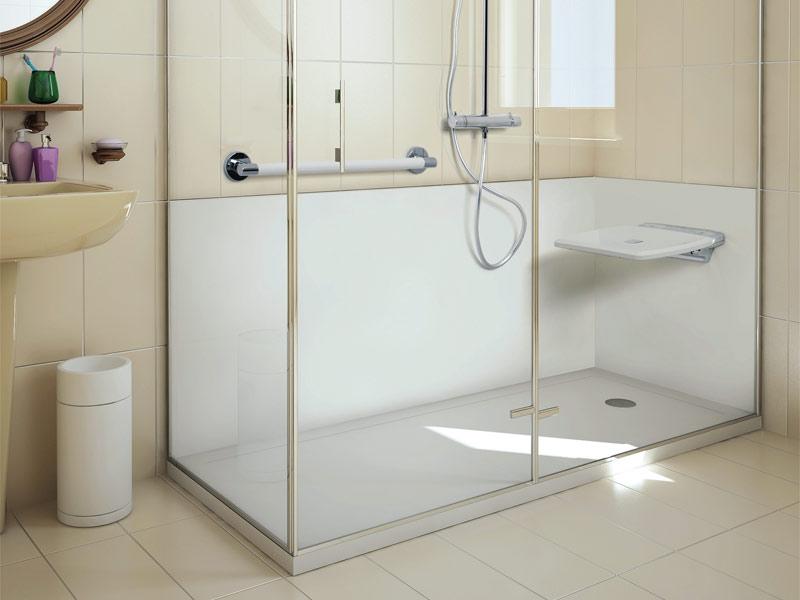 Kit doccia e rivestimenti