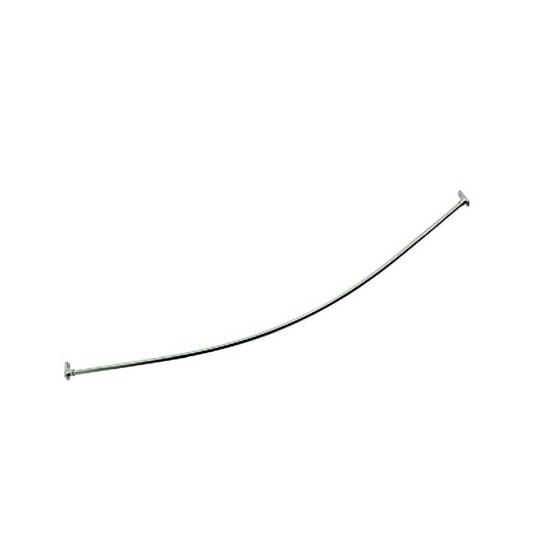 Draw Curved shower rod C41FGM01