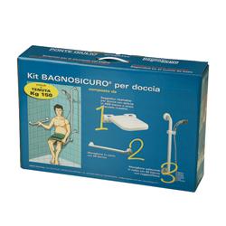 Kit collezione per area doccia