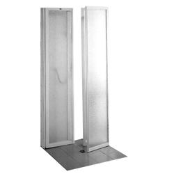 Box doccia pieghevole senza piatto infissi del bagno in bagno - Box doccia senza piatto ...