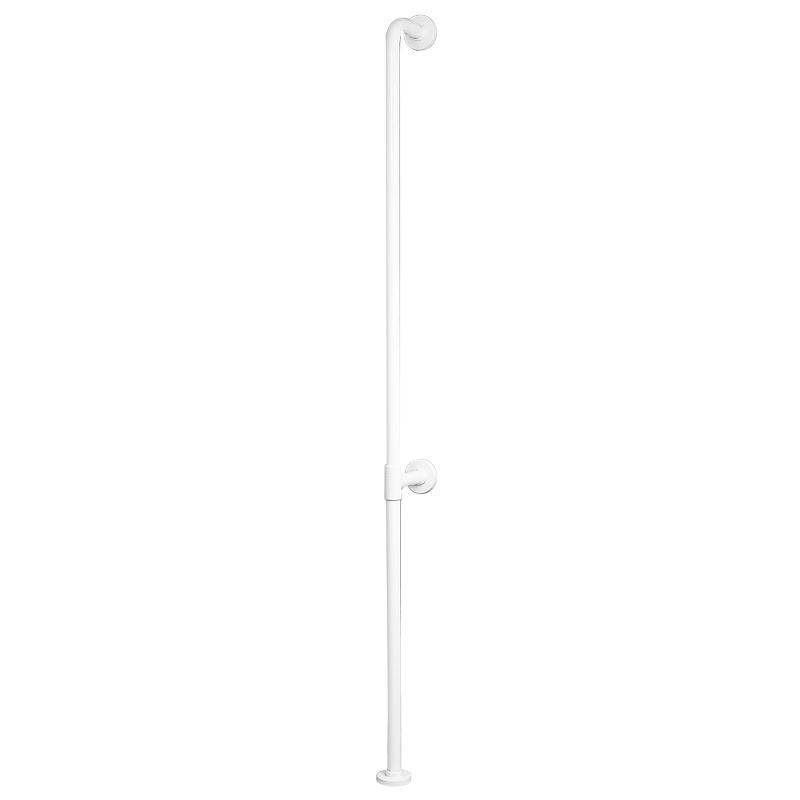 Disegno Maniglione di sicurezza verticale da parete a pavimento G01JAS12