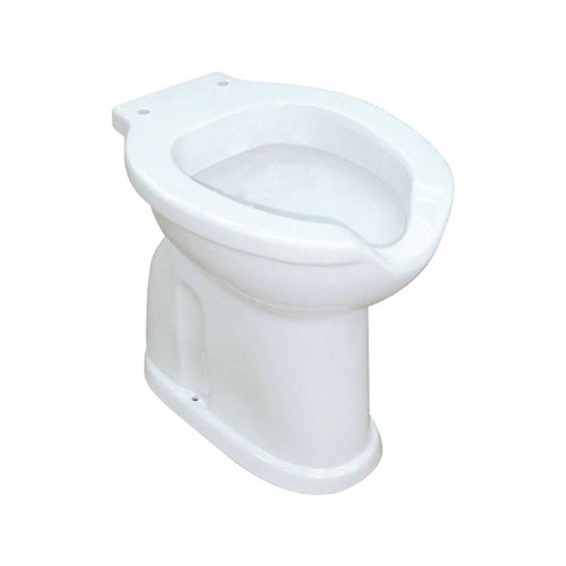 Disegno Vaso sanitario con apertura frontale, a pavimento. scarico a parete o a pavimento B40CBO10