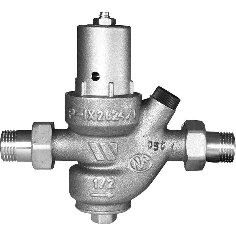 Coppia riduttori di pressione