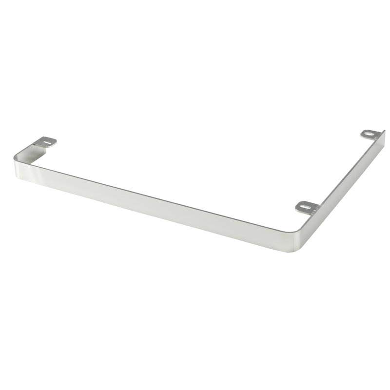 Left side towel holder bar