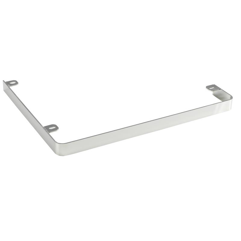 Right side towel holder bar