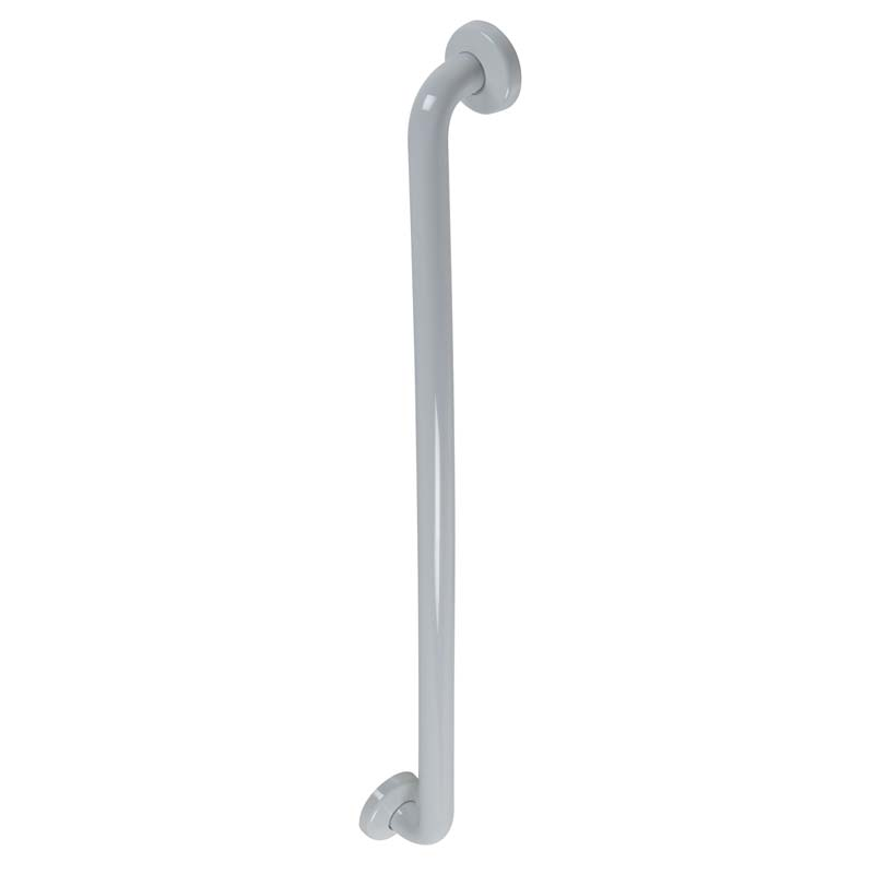 Two wall transition grab bar