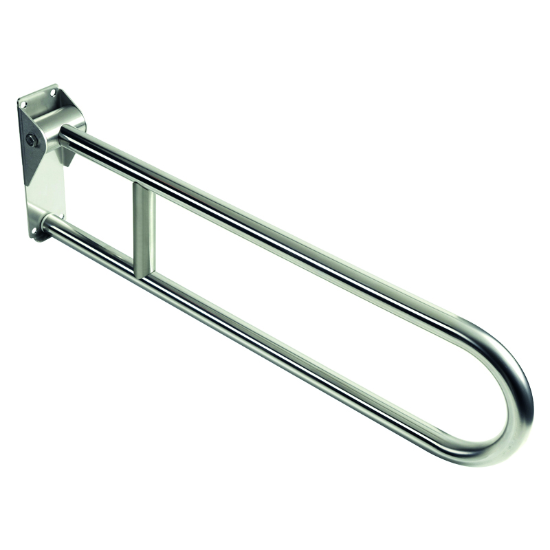 Safety grab bar, folding