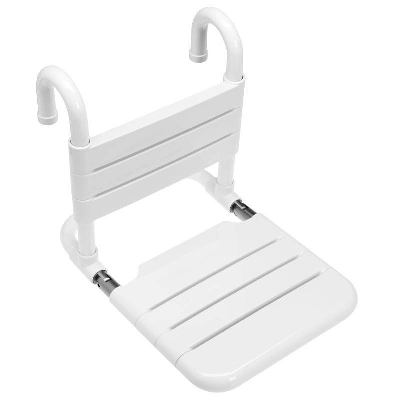 Draw Removable hanging and folding shower seat G40JDS40
