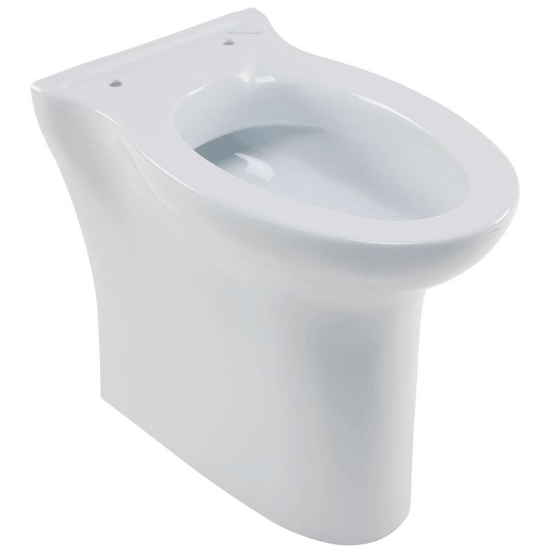 WC, floor