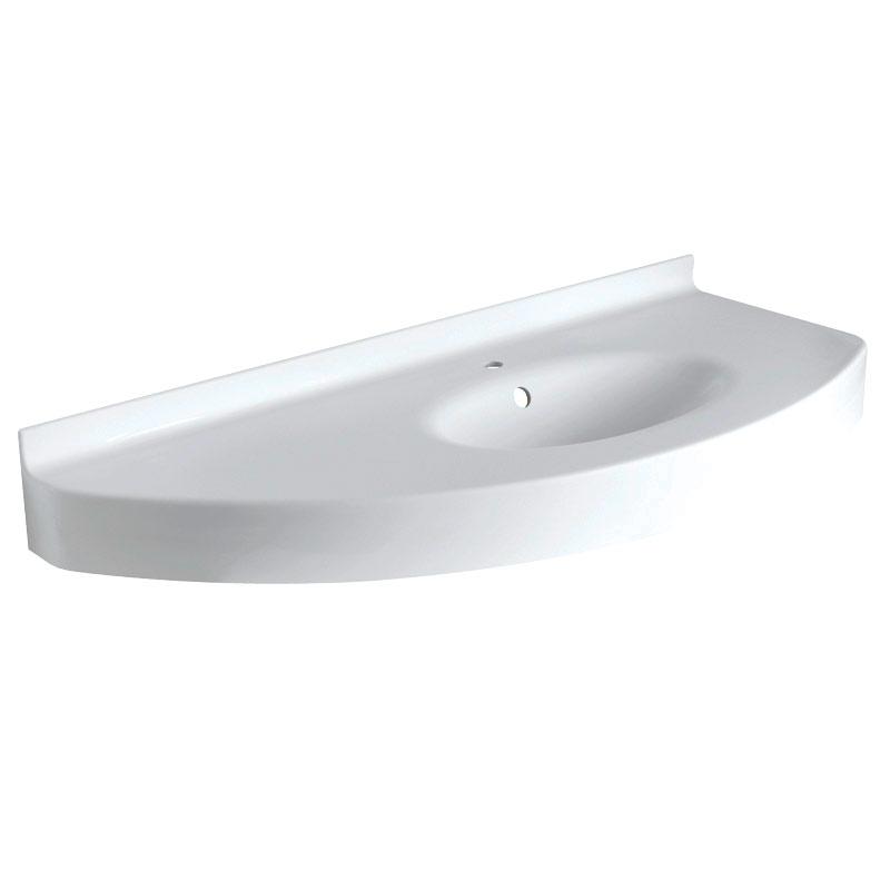Disegno Piano lavabo B46TLR04