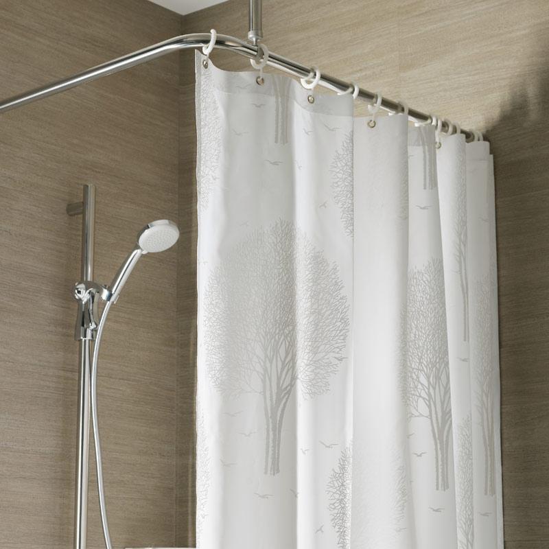 Bagnosicuro ,Piatti doccia, box e complementi, Tende doccia