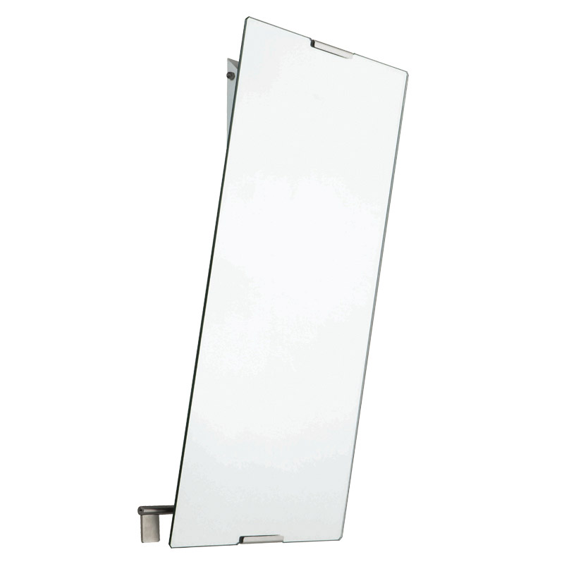 Draw Mirror, tilting, safety glass F18ATS01