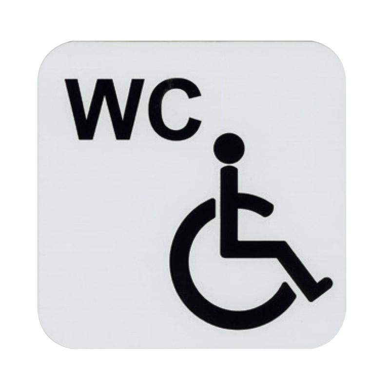 """Segnaletica """"Toilette Disabili"""""""