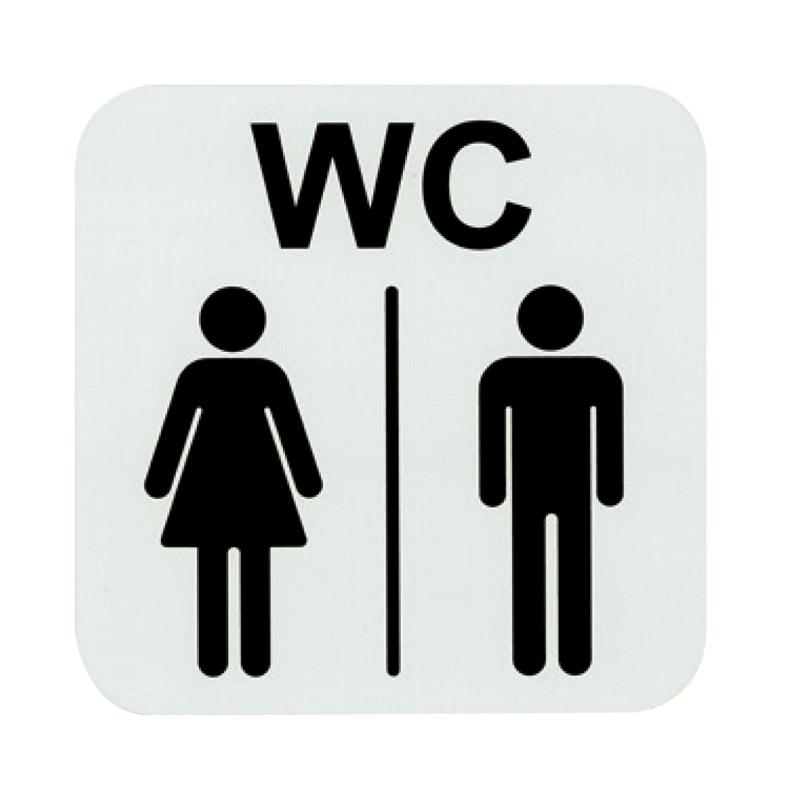 """Segnaletica """"Toilette Donne - Uomini"""""""