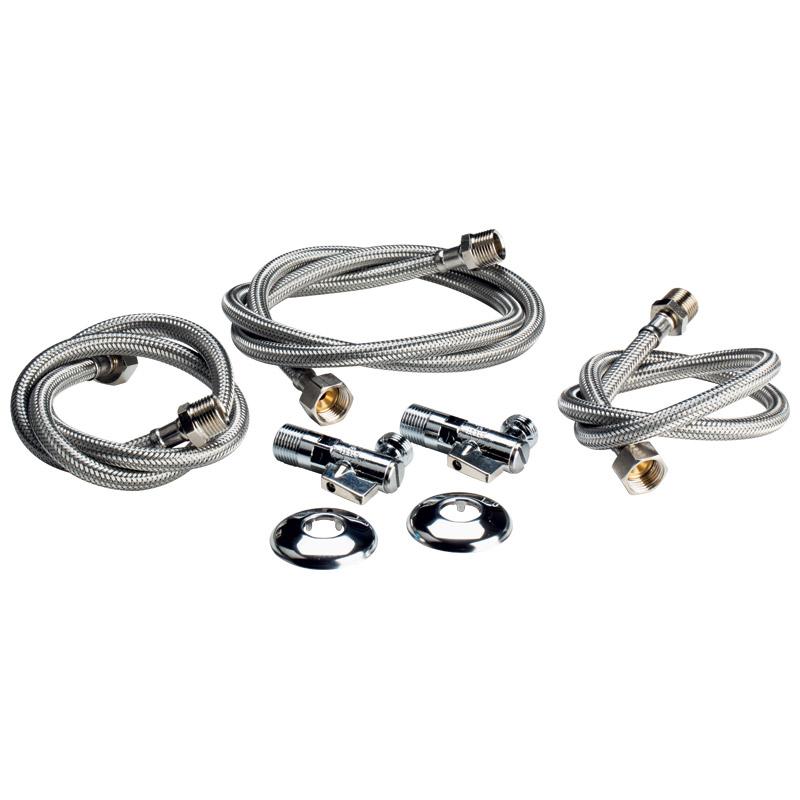 Disegno Insieme di montaggio per miscelatore a pedale H51GFS05