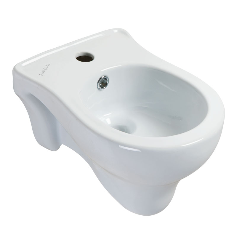 Bidet, hung for children use