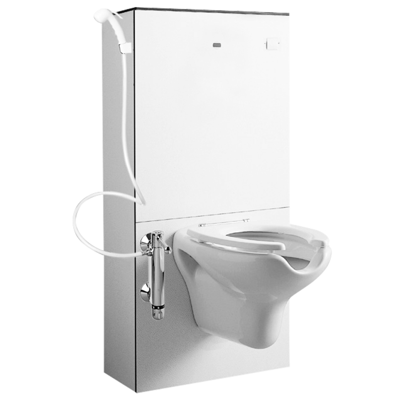 Disegno Modulo Sanitario WC, elettronico B41EAS10