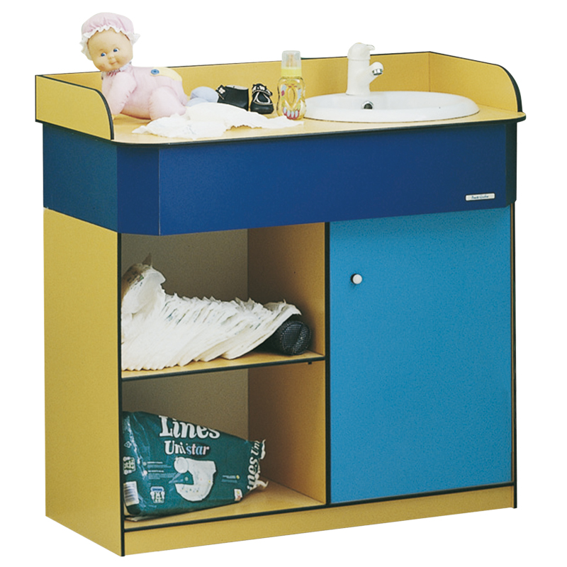 Draw Baby changing cabinet B41EDR01