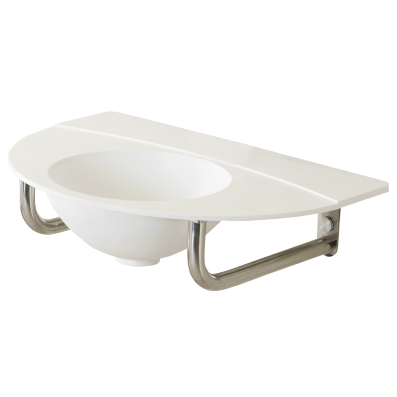 Acrylic stone basin