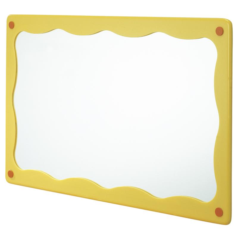 Mirror with acrilyc stone frame