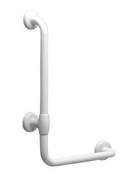 Draw Safety corner grab bar 90° G40JBL21