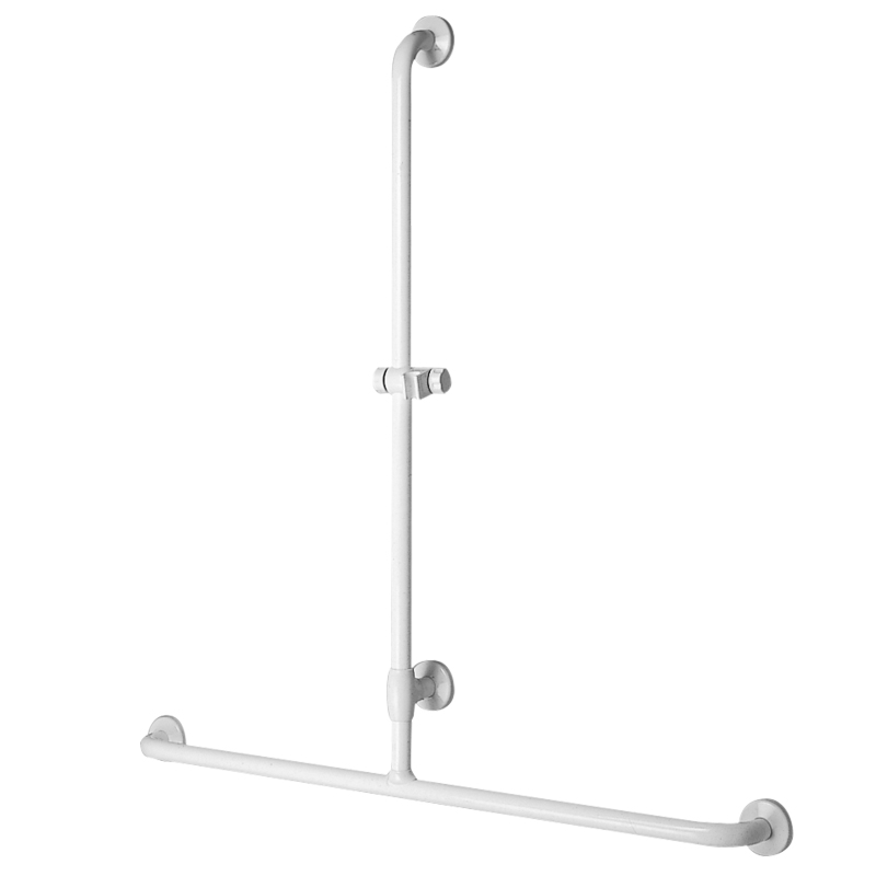 T-shaped safety grab rail