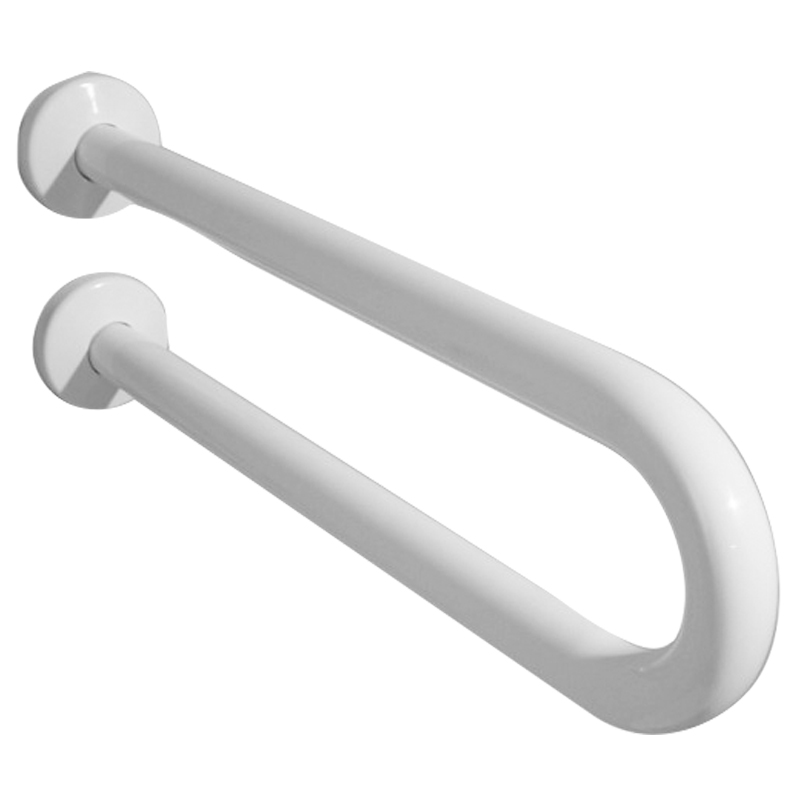 U-shaped grab bar