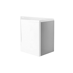 Side panel, RH, for flush mount bath tub